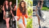 Karishma Tanna slays it in sexy beachwear in Miami. See pics
