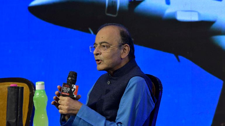 Too naive for India to believe an alternate discourse with Pakistan is possible, says Arun Jaitley