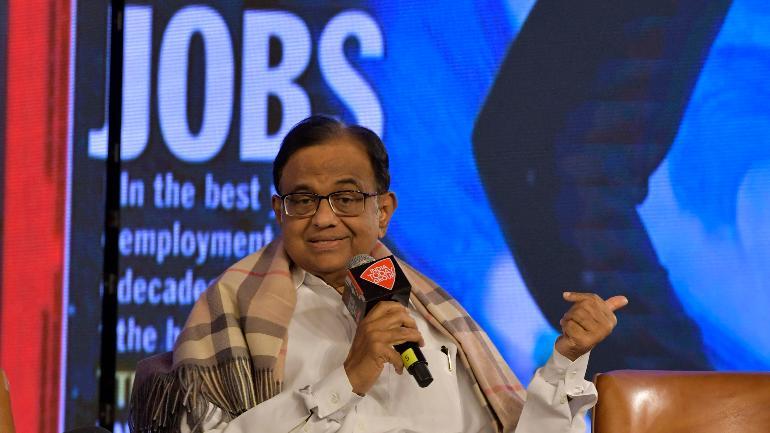 BJP leaders claimed credit for strike at political meetings: Chidambaram