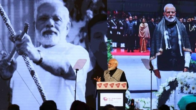 PM Modi at India Today Conclave attacks Opposition | IN PHOTOS
