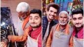 Bigg Boss 12's Deepak Thakur makes his TV comeback with father. See pics