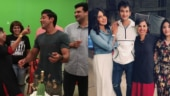 Priyanka Chopra and Farhan Akhtar wrap up The Sky Is Pink. See pics