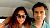 Nawazuddin Siddiqui and wife Aaliya are doting parents in these unseen pics from family album
