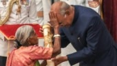President Ram Nath Kovind confers Padma awards at Darbar Hall of Rashtrapati Bhavan | PHOTOS