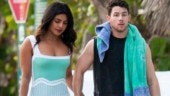 Priyanka Chopra sets Miami on fire in figure-hugging dress and Rs 60k bag with Nick Jonas. See pics