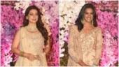 Akash Ambani and Shloka Mehta wedding party: PV Sindhu to Juhi Chawla, guests at starry bash