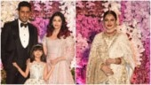 Akash Ambani and Shloka Mehta wedding party: Aishwarya Rai and Rekha stun in ethnics