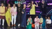 Super Dancer Chapter 3: Govinda and Shakti Kapoor shake a leg with contestants and their parents