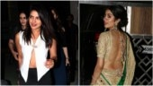 Priyanka Chopra and Janhvi Kapoor steal the show at Rohini Iyer's dinner party