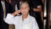 Jaya Bachchan enjoys dinner date with daughter Shweta Nanda on birthday eve. See pics