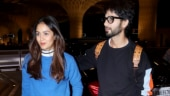 Mira Rajput slays airport fashion in thigh-high boots and Rs 2 lakh bag with hubby Shahid Kapoor