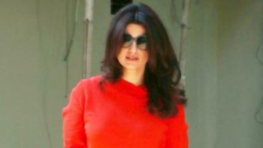 Twinkle Khanna Photo: Yogen Shah