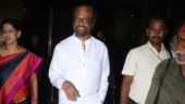 Rajinikanth lands in Mumbai to kickstart Darbar shoot with puja. See pics