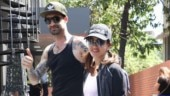 Sunny Leone and husband Daniel Weber step out for romantic lunch date. See pics