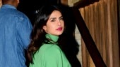 Priyanka Chopra is the true fashion queen in mint green attire on dinner date with family