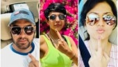 Lok Sabha polls 2019: Kapil Sharma, Mandira Bedi, Drashti Dhami, other TV stars cast their votes