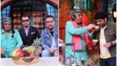 The Kapil Sharma Show: Iconic villains Ranjeet, Gulshan Grover, Kiran Kumar have a blast on comedy show