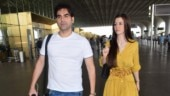 Arbaaz Khan and girlfriend Giorgia Andriani take off on romantic getaway. See pics