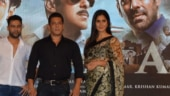 Katrina Kaif and Salman Khan are the cynosure of all eyes at Bharat song Zinda launch. See pics