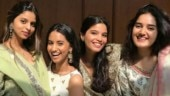 Suhana Khan steals the show at family wedding. See pics