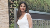 Shilpa Shetty carries a Rs 14 lakh bag on lunch date Photo: Yogen Shah