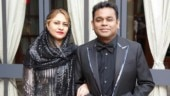 AR Rahman has a blast with wife Saira Banu at Cannes 2019. See pics