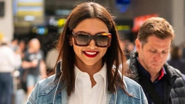 Deepika Padukone arrives in Cannes