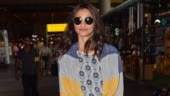 Daisy Shah goes terribly wrong with airport fashion in floral outfit. See pics