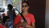 Mira Rajput sweats it out in one-shoulder top and tights at the gym. See pics