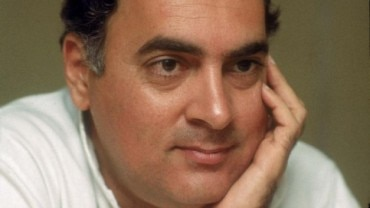 Rajiv Gandhi's 28th death anniversary