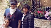 Mahesh Babu chills with son Gautham and daughter Sitara in Paris. See pics
