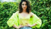 Tamannaah turns up the heat with her neon green attire. See pics