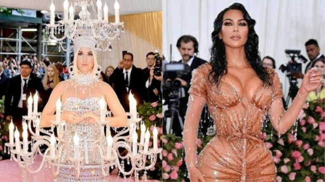 Katy Perry and Kim Kardashian's attires were most out there at the Met Gala 2019