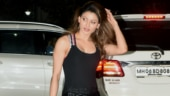 Even Urvashi Rautela's Rs 2.5 lakh bag cannot save her leather pants fashion disaster