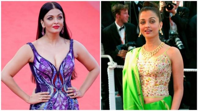Aishwarya Rai Bachchan's Cannes looks