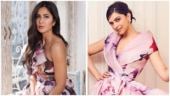 Katrina Kaif copies Deepika Padukone for Bharat promotions, but gives it a sexy twist. See pics