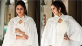 Cannes 2019: Huma Qureshi gives our desi saree a chic twist in France. See pics
