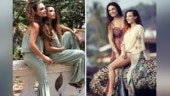 Beyhadh actress Jennifer Winget's reel mom Kavita Ghai is a hottie in real life. See pics