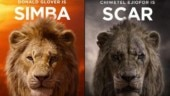 The Lion King new posters out. See who is the voice of your favourite character