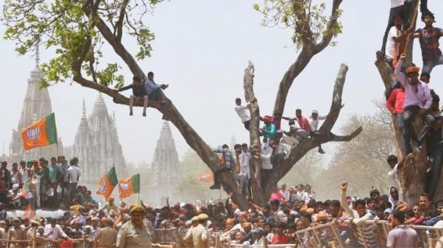 The 2019 Lok Sabha election in 15 unmissable photos