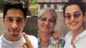 Lok Sabha Elections 2019: Sidharth Malhotra and Taapsee Pannu cast their votes in Delhi. See pics