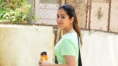 Mira Rajput shows off enviable figure in green top and black pants at gym. See pics