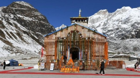 PM Narendra Modi's visits to Kedarnath: See breathtaking photos