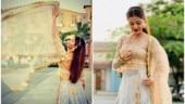Shakti actress Rubina Dilaik dazzles in gold in latest pics