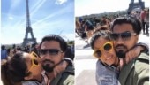 Before Cannes 2019, Hina Khan and Rocky Jaiswal spend some romantic moments in Paris