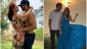 Anita Hassanandani and husband Rohit Reddy get cosy in Goa. See pics