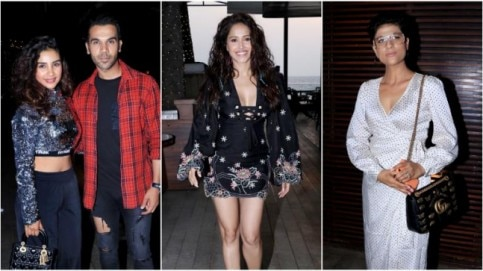 Nushrat Bharucha's birthday bash