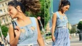 Hina Khan looks radiant in sun-kissed pics from Switzerland
