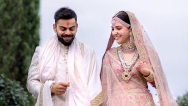 Anushka Sharma married Virat Kohli on December 11, 2017