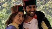 Sara Ali Khan and Kartik Aaryan shoot for Love Aaj Kal 2 in Kinnaur. Honeymoon couple, say fans